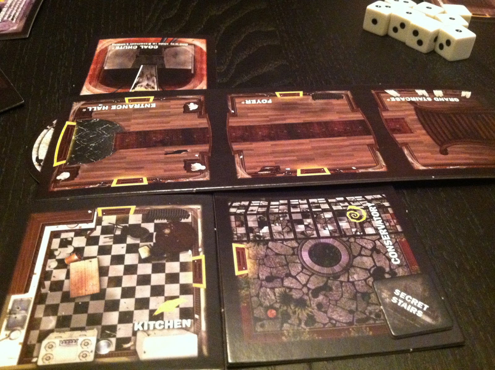 how to play betrayal at house on the hill