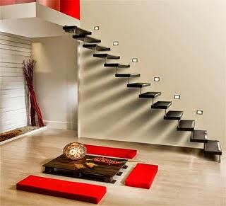 Modelo original escalera