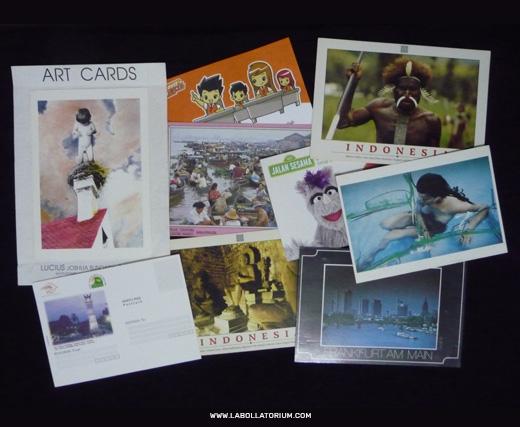Koleksi Kartu Pos - Blast From The Past - Postal Stuffs Filateli