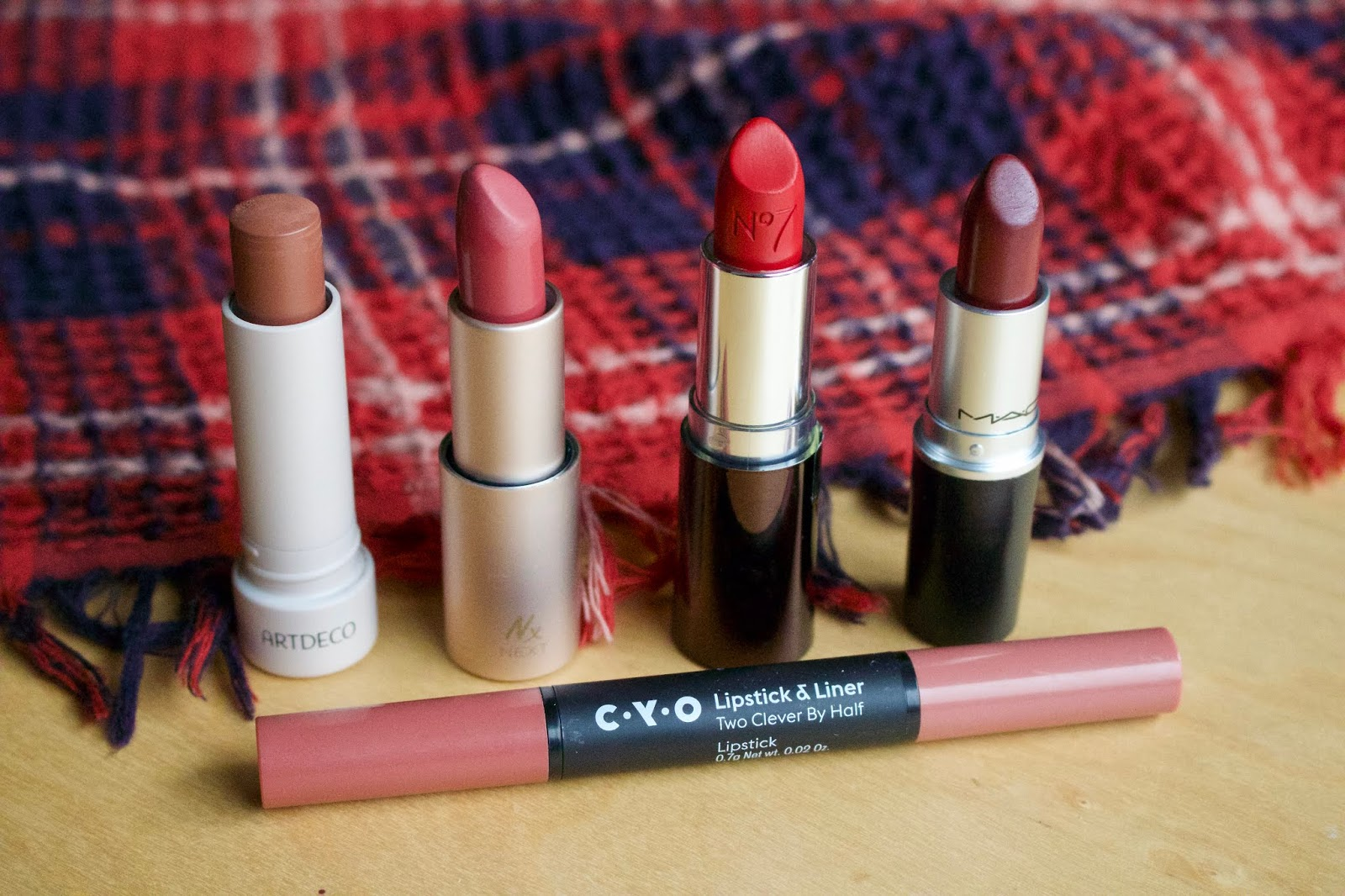 Best Lipsticks For Winter