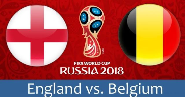 مشاهدة مباراة انجلترا وبلجيكا بث مباشر كاس العالم 2018 اليوم