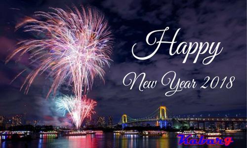 Kata Kata Ucapan Selamat Menyambut Tahun Baru 2018