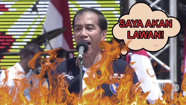 Jokowi Marah Dengan Hoax, BPN: Prabowo Difitnah Selama 21 Tahun Tetap Sabar