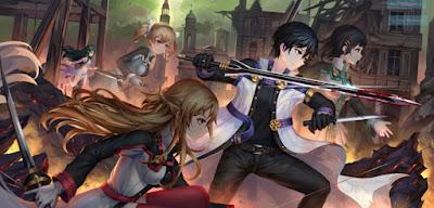 فيلم الانمي Sword Art Online Movie: Ordinal Scale مترجم عدة روابط