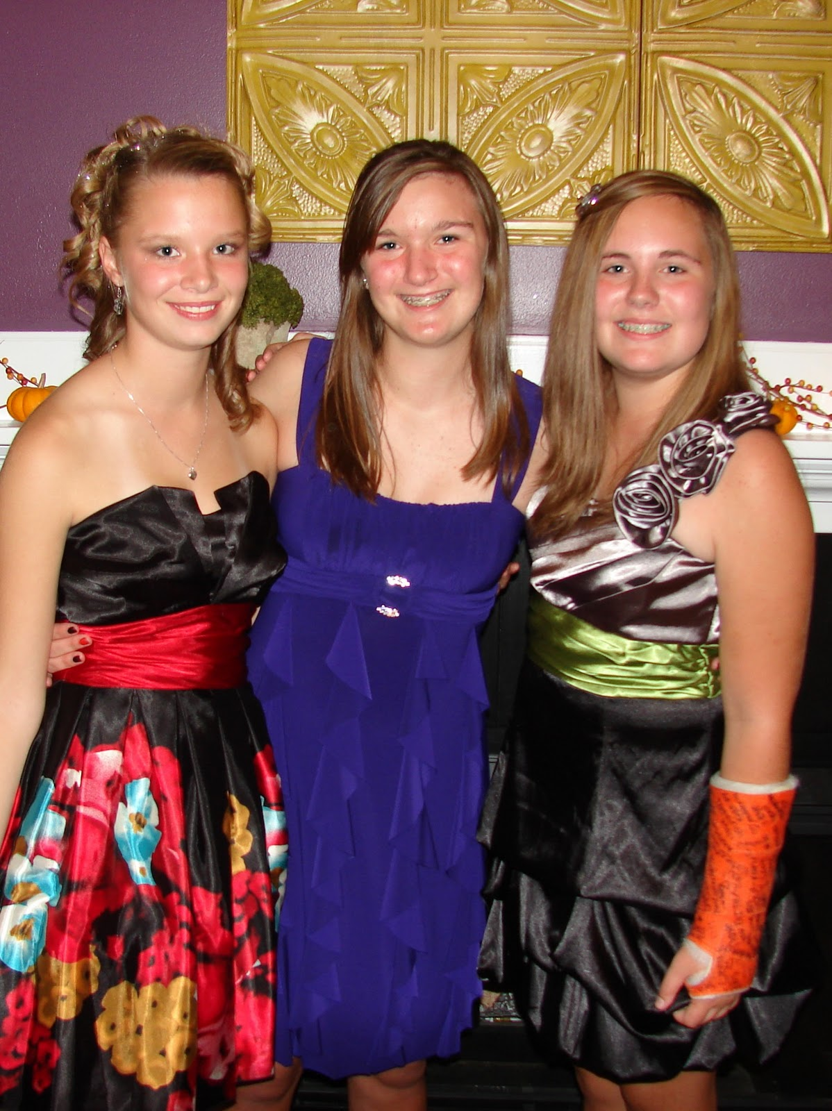 Quilt Vine Homecoming Dance
