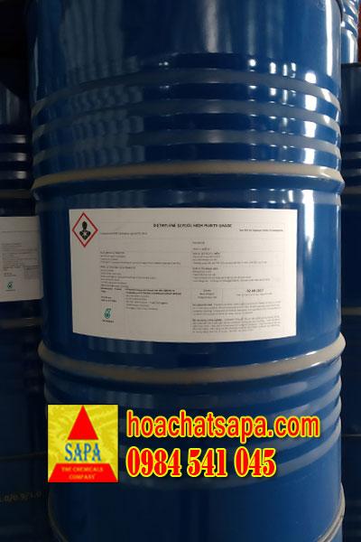 Dung Môi Diethylene Glycol Tinh Khiết (DEG)