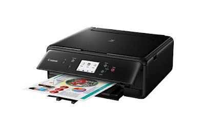 Canon PIXMA TS6050 Drivers Downloads