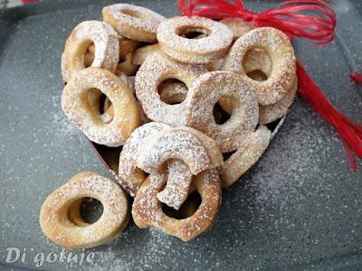 Smalczyki waniliowe (super kruche ciasteczka ze smalcem)