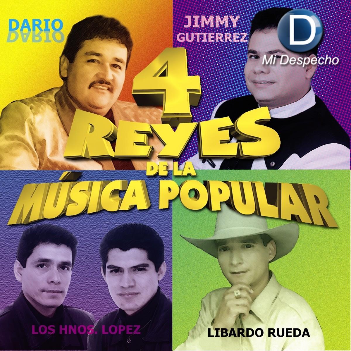 4 Reyes De La Música Popular Frontal