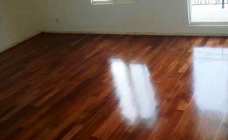 parquet kayu lantai