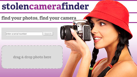 Stolen Camera Finder - Search Your Stolen Camera All Over