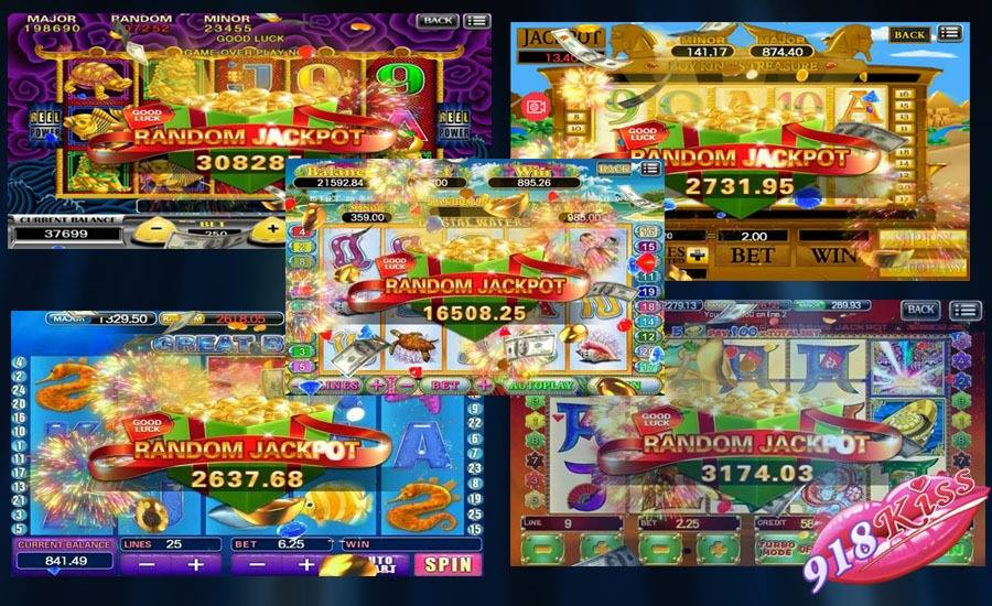 918KISS-SCR888 Gaming Promotion