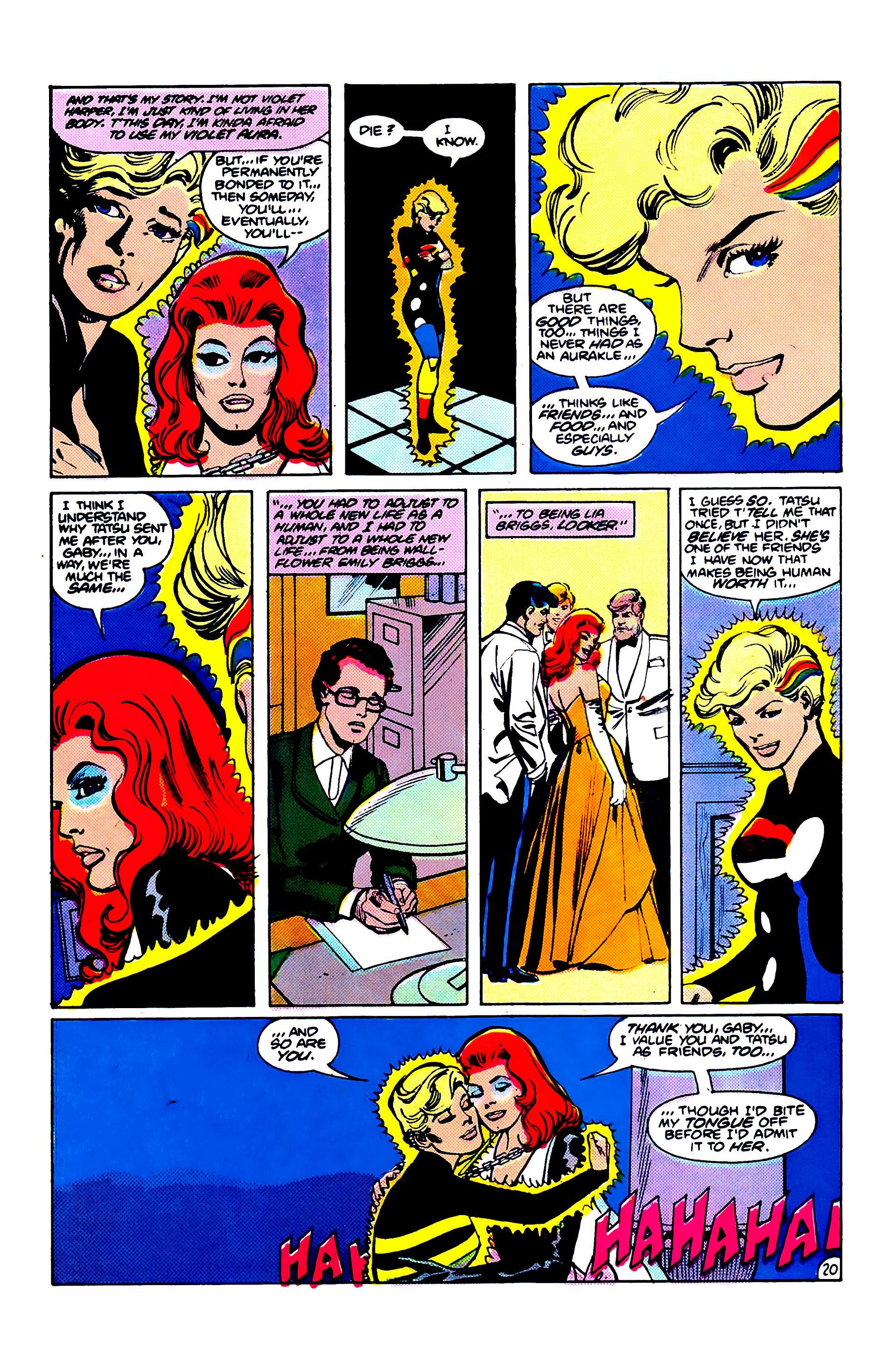 Read online Secret Origins (1986) comic -  Issue #6 - 46