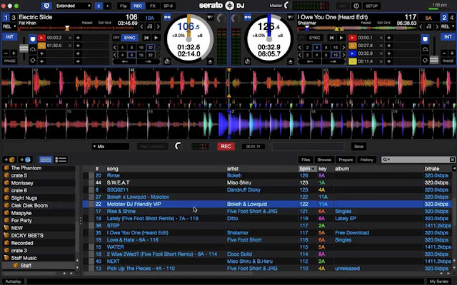 Serato Dj 1 8 1 Free Download With Crack Bot World