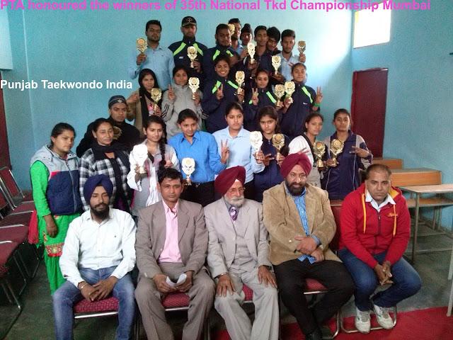 35th National Tkd Championship, Mumbai Medal winners honouring at Mohali, Master Er. Satpal Singh Rehal in Tkd action doing Taekwondo Jump & Flying Kick (Twio Yeop Chagi), Garhshankar, Hoshiarpur, Mohali, Chandigarh, Punjab, India, Patiala, Jalandhar, Moga, Ludhiana, FSpliterozepur, Sangrur, Fazilka, Mansa, Nawanshahr, Ropar, Amritsar, Gurdaspur, Tarn taran, Martial Arts Tkd Training Club, Classes, Academy, Association, Federation