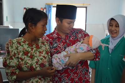 Tegas Wabup : Bayi Lahir di Tepi Jalan Harus Diperlakukan Sama