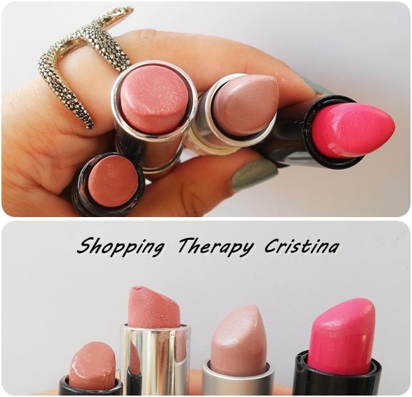 Shopping Therapy Mica Mea Colectia De Rujuriglossuri