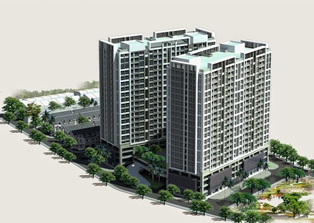tổng quan chung cư 378 Minh Khai