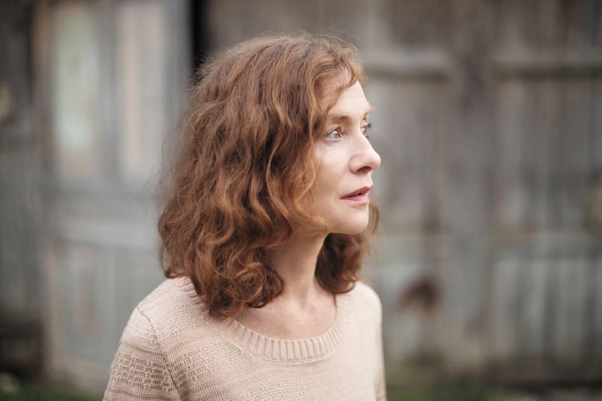 El Porvenir - pelicula -  Isabelle Huppert