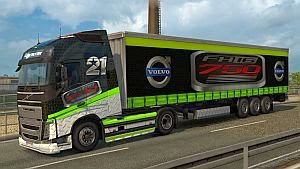FH16 750 pack for Volvo
