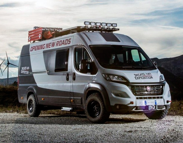 Fiat Ducato 4х4 Expedition