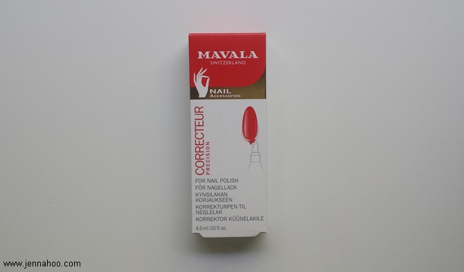 Mavala Nail Polish Remover Pen