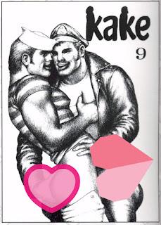 Tom of finland Kake 09: The Cock D'or (aka Seamanship)