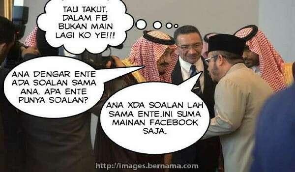 RM2.6 Bilion: ``Pahlawan' Tua Mahathir Pun Tidak Berani Bertanya