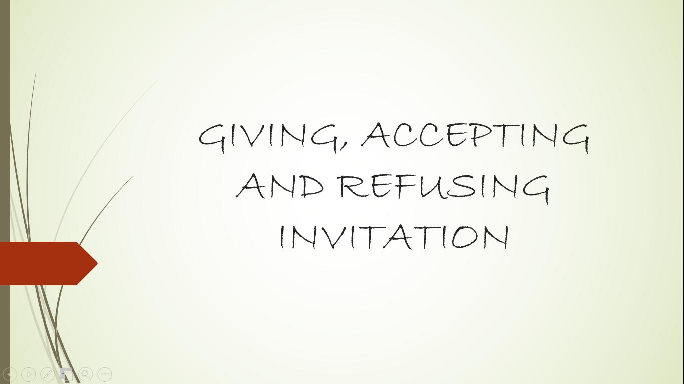 Giving accepting and refusing invitation smk bisa smk cerdas giving accepting and refusing invitation stopboris Gallery
