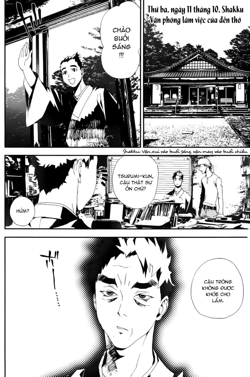 Shiki chapter 17 trang 19