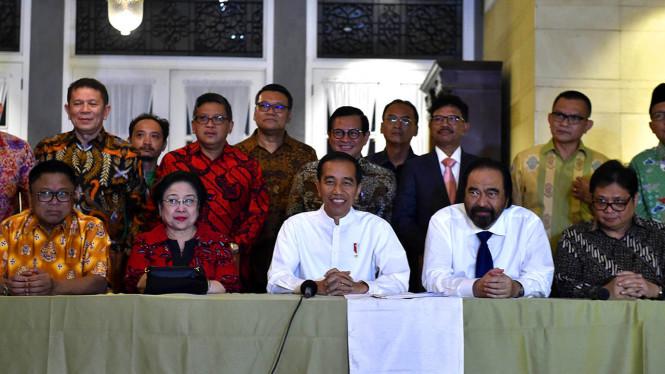 Kubu Jokowi Tak Mau Debat Pilpres Pakai Bahasa Inggris