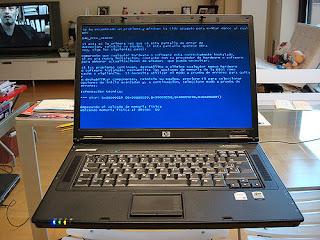 Tips dan Cara Mengatasi BlueScreen Pada Laptop dengan Mudah