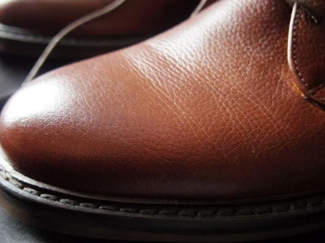 ペドロ デル イエロのブーツ