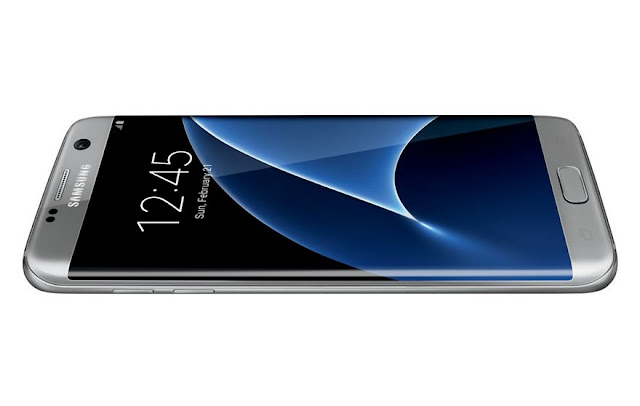 Samsung Galaxy S7 Edge it's Curves New Render