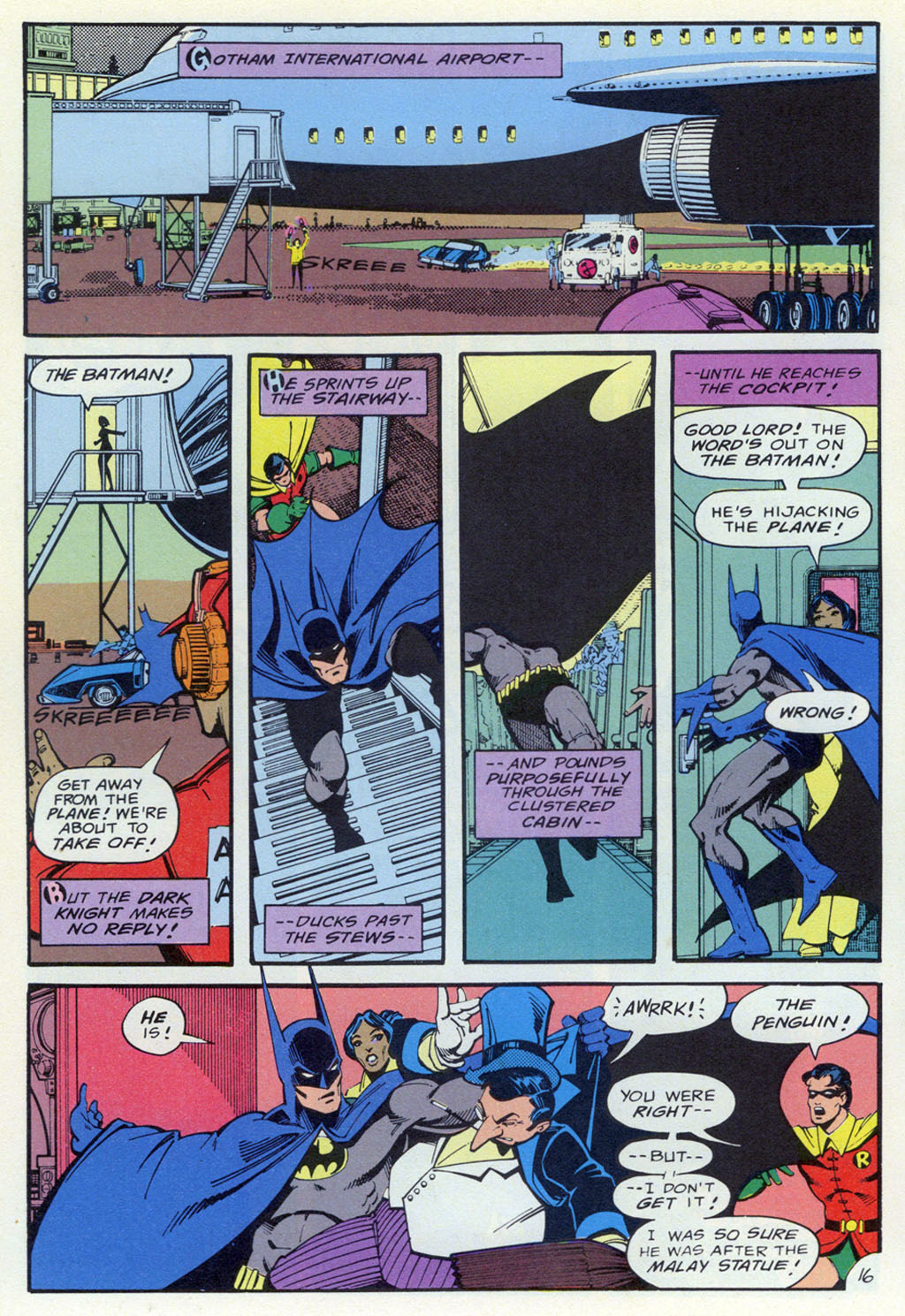 Read online Shadow of the Batman comic -  Issue #3 - 19