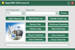 Download Faster PMP 2018 Versi 2.0 Lengkap Dengan Panduannya