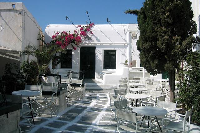 Astra Bar, Mykonos