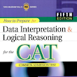 Data Interpretation and Logical Reasoning for the CAT by Arun Sharma E-Book PDF - Jobs, Exams, Tests: Books, Materials, Notes PDFs PPTs Download