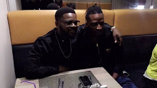 Falz And 9ice Settles Their Disagreement Over 'Yahoo Boys' Glorification