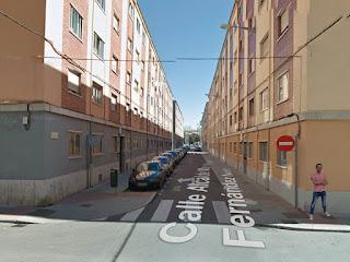 Mi calles es mi mundo Garrido Salamanca |Ignacio Bellido