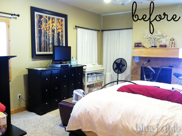 Decorating With Style Client Master Bedroom Design Plans Blue I