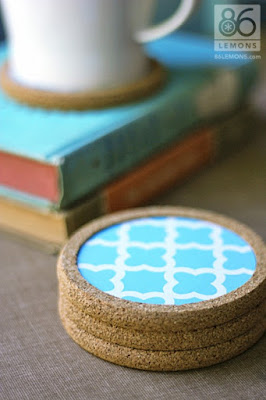 coasters, how to make coasters, diy home decor, diy projects, do it yourself projects, diy, diy crafts, diy craft ideas, diy home, diy decor