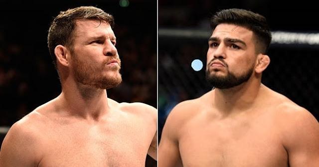 Horário da Luta Michael Bisping x Kevin Gastelum  UFC 25/11/2017