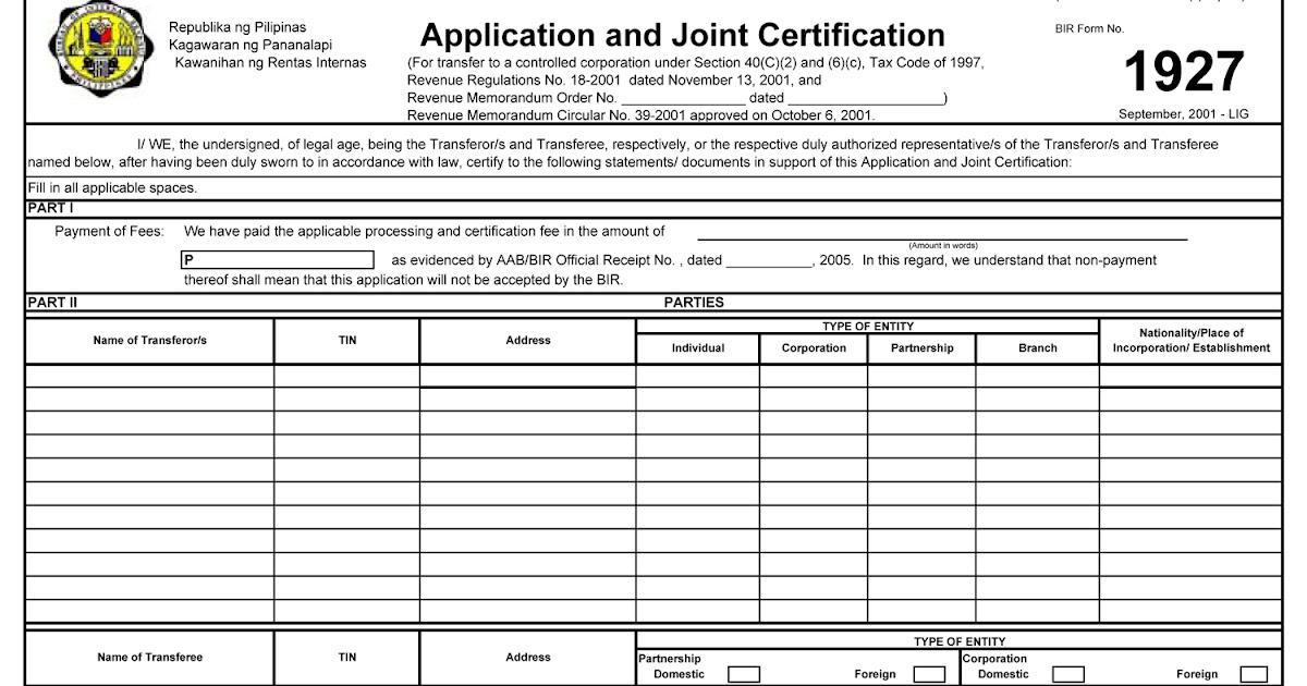 busapcom Legal Forms