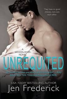 Unrequited by Jen Frederick