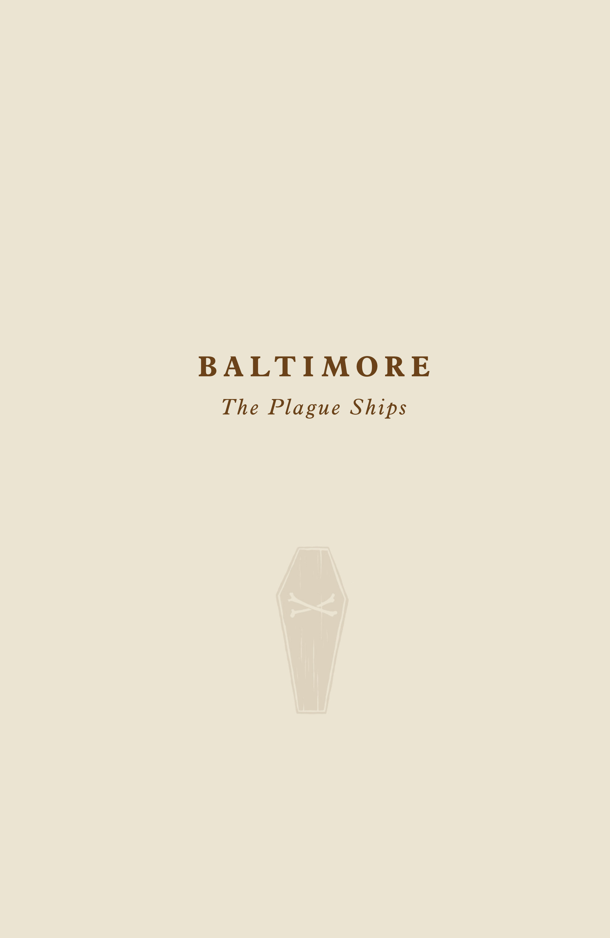 Read online Baltimore: The Plague Ships comic -  Issue # TPB - 3