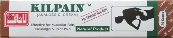 kill pain cream