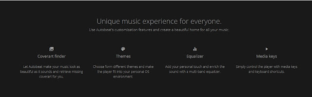 Pemutar musik AutoBeat Player : soundcloud,Youtube dalam satu applikasi