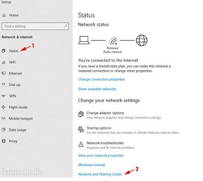 Cara Mengetahui Password Wifi Windows 10 Hizto
