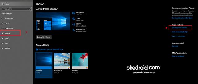 Sebagian dari kalian yang user atau pengguna Komputer  2 Tips Cara Menyembunyikan Icon Desktop Recycle Bin di Windows 10